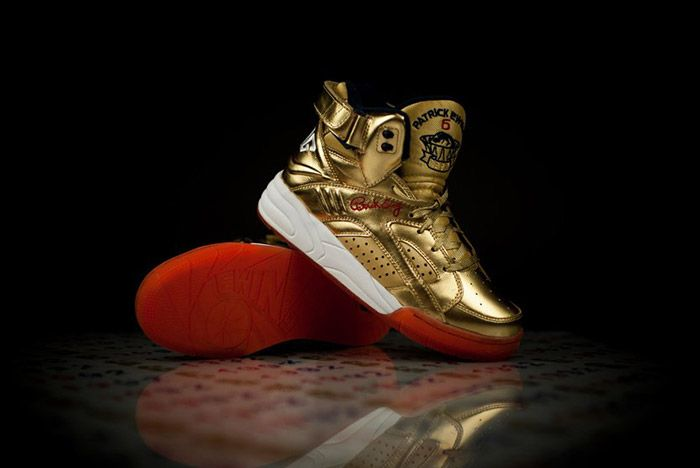 Ewing Athletics Eclipse Gold Medal 5