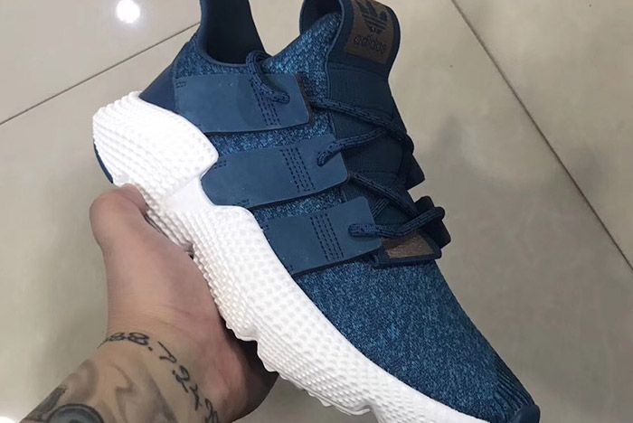 Adidas Prophere Peacock Blue7