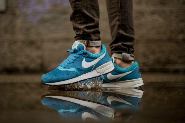 Nike Air Odyssey Electric Blue 3