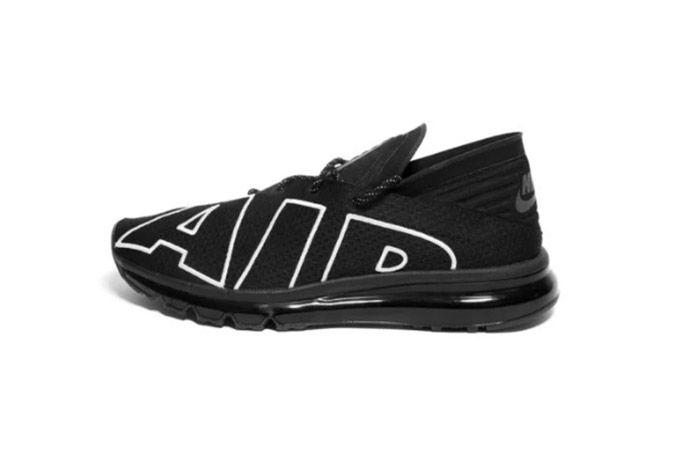 Nike Air Max Flair Black 1