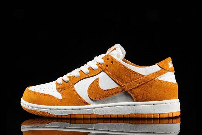 Nike Sb Dunk Circuit Orange 5