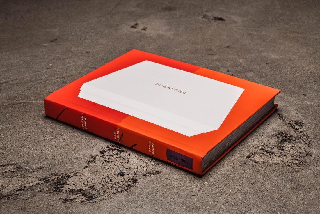 Sneakers Book