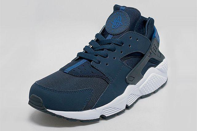 """Nike Air Huarache """" Obsidian""""2"""