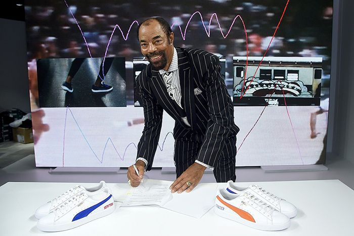 Puma Signs Clyde To Lifetime Contract 6