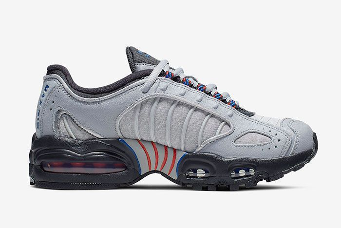 Nike Air Max Tailwind 4 Grey Ck0700 001 Medial Side Shot