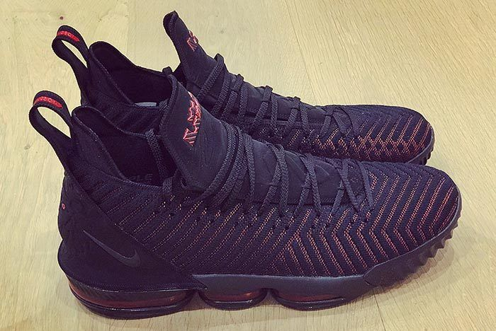 Nike Lebron 16 First Look 1