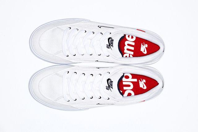 Supreme X Nike Gts 2