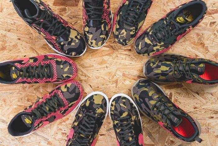 Nike Womens Premium Jacquard Pack 3