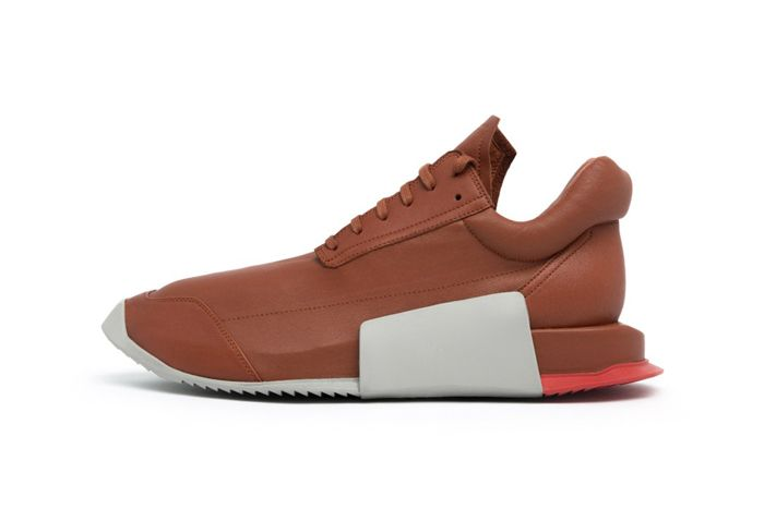 Rick Owens X Adidas High Level Runner And Runner Level Low 4