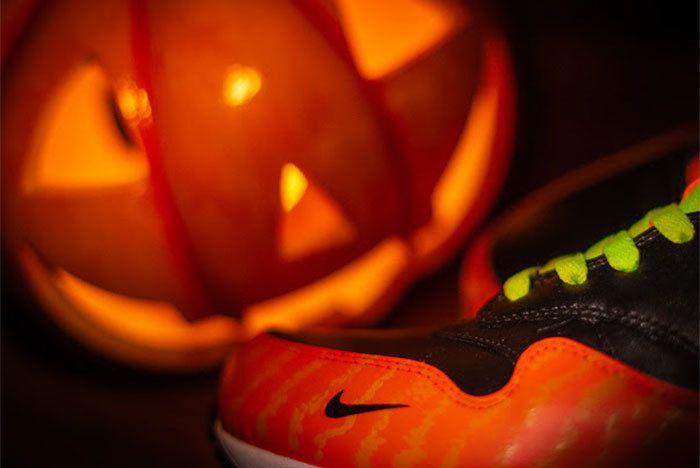 Nike Air Max 1 Halloween Custom 2018 3