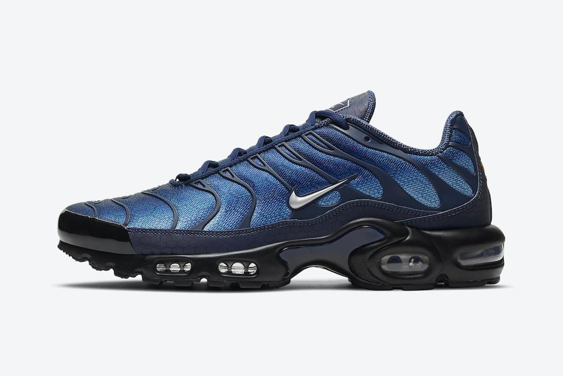 Nike Air Max Plus 'Blue Hex'