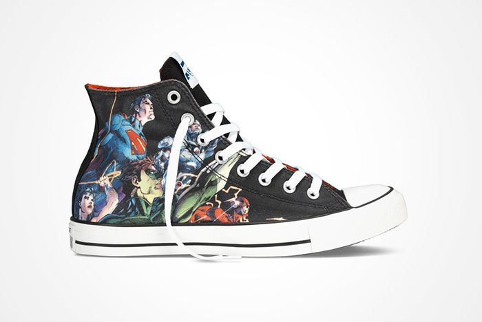 Dc X Converse Feature