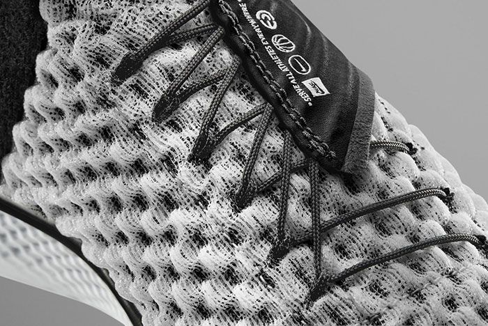 Nike Zoom Unvrs Upper Detail