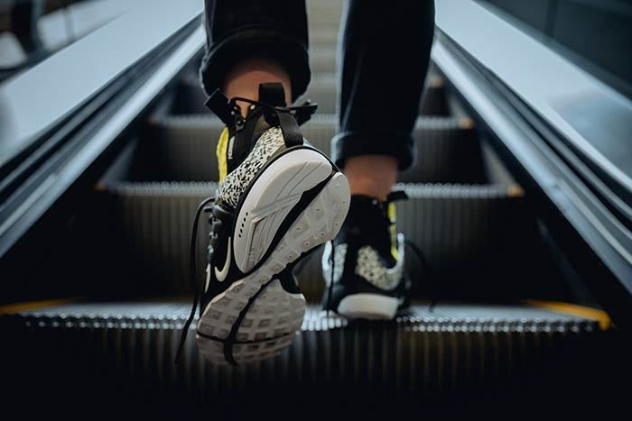 Acronym Nike Presto On Foot 3
