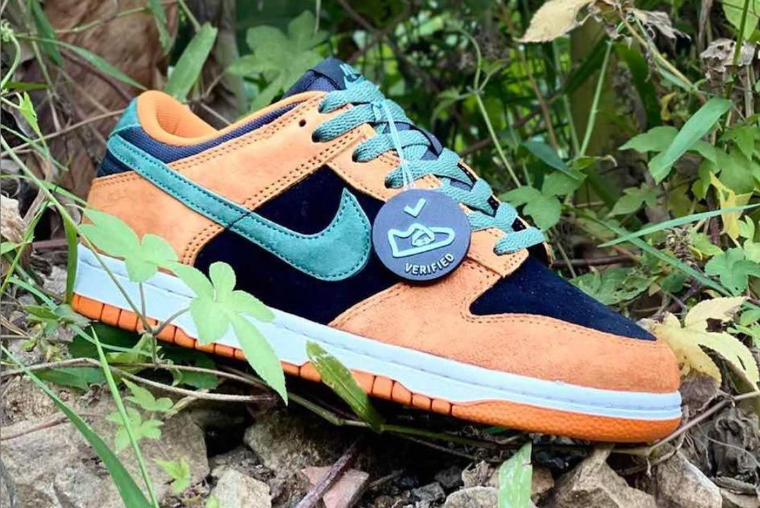 Nike Dunk Low 'Ceramic'