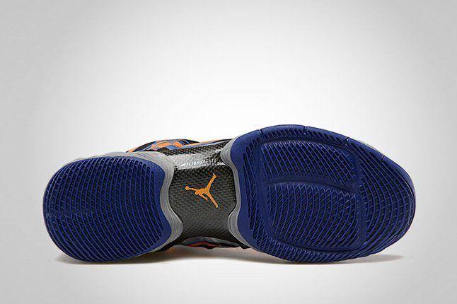 Air Jordan 28 Black Bright Citrus 1