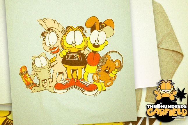 The Hundreds Garfield 5 1