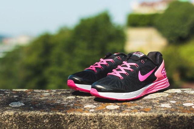 Nike Lunarglide 6 Gs Hyper Pink 10