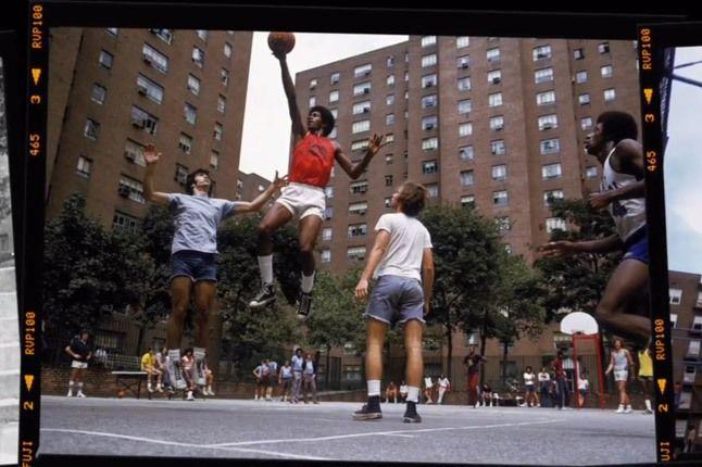 Doin It In The Park Old School Slam Jam 1