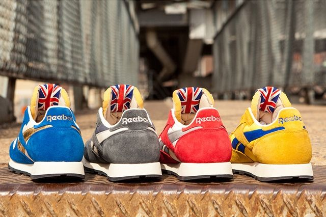 Reebok Classic Leather Vintage Pack 1