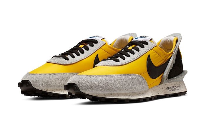 Undercover Nike Daybreak Bright Citron Bv4594 700 Release Date Pair