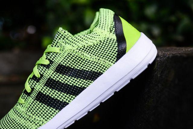 Adidas Element Refine Js Lime 4