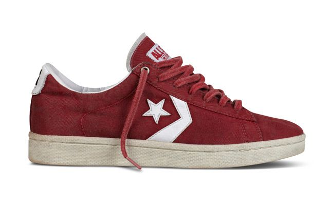 Clot X Converse Pro Leather First String Red White Lo Profile 1