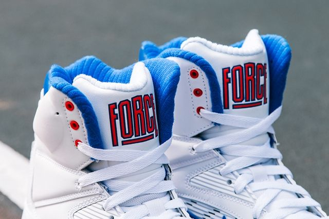 Nike Command Force Lyon Blue Bump 4