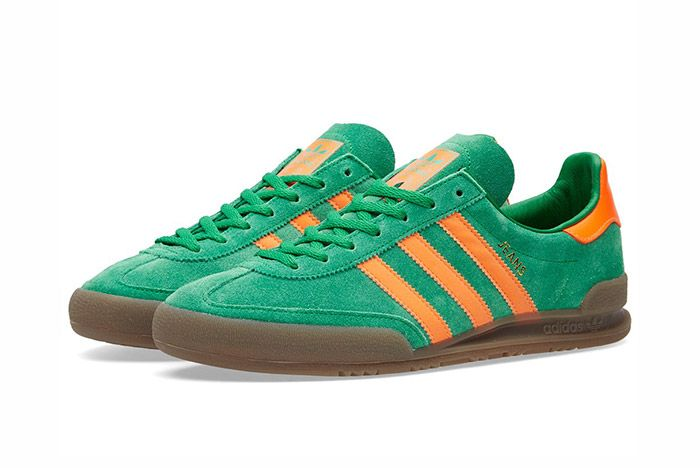 Adidas Jeans Green 5