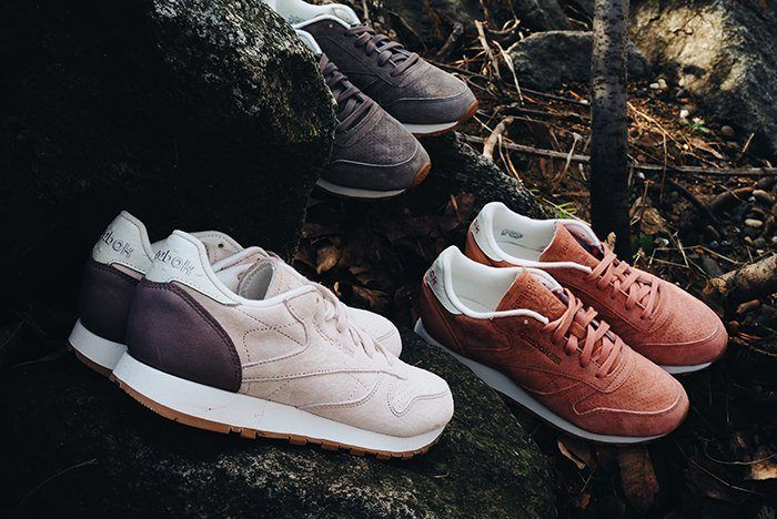 Reebok Classic Leather Bread And Butter Pack 6