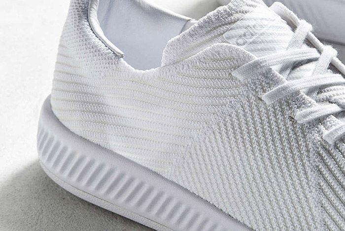 Adidas Superstar Bounce Primeknit Triple White 5