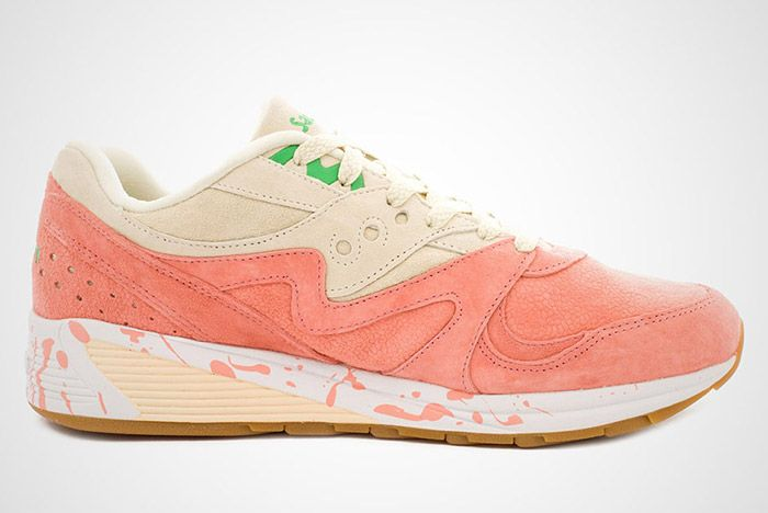 Saucony Grid 8000 Lobster 5