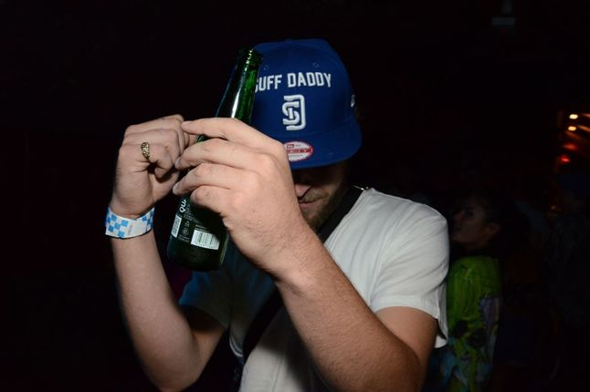 New Era Melbourne Launch Party Producers Series Suff Daddy Number One Fan 1
