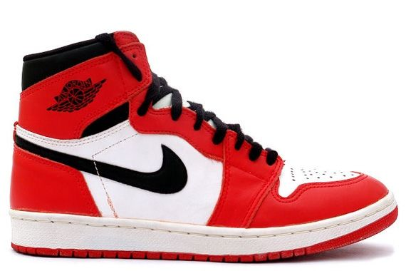 Air Jordan 1 High White Red Spring 2013 1