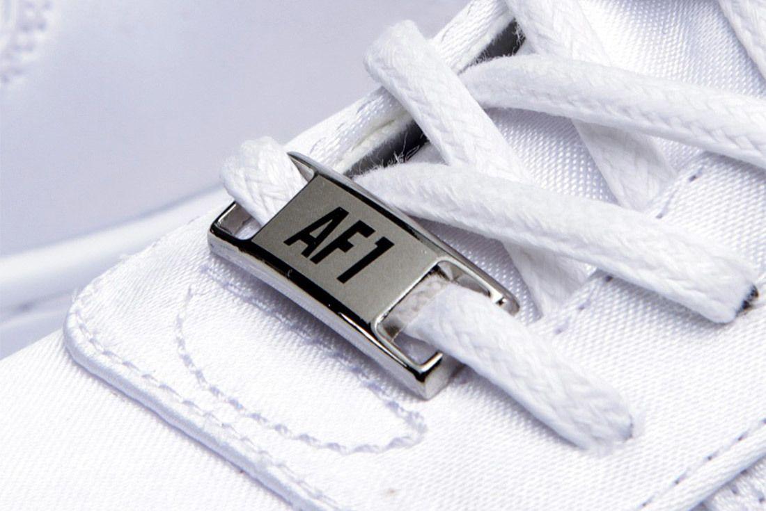 air force 1 metal tag