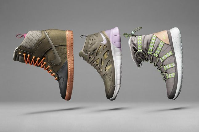 Nike Snearboots 2013 Collection 2
