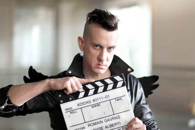 Jeremy Scott Adidas All In Behind The Scenes 20 1