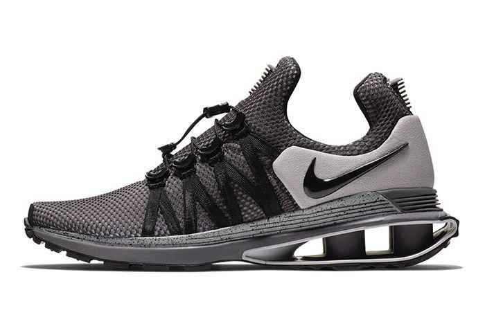 Nike Shoxgravity Grey 1