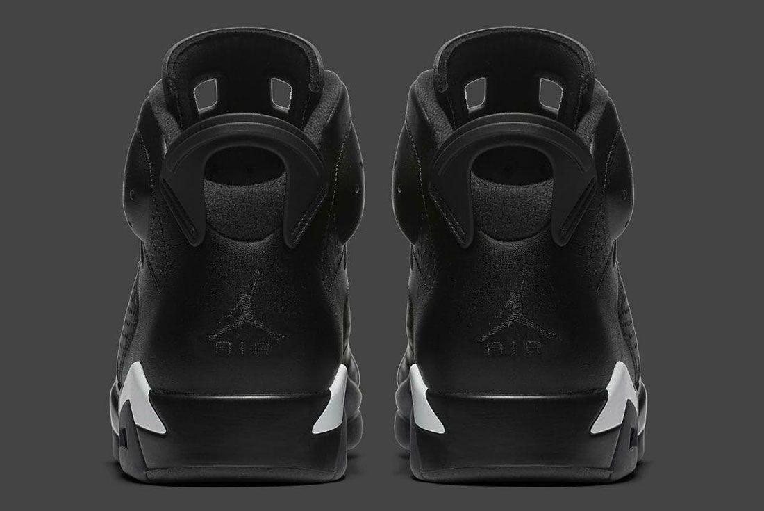 Air Jordan 6 Black Cat11