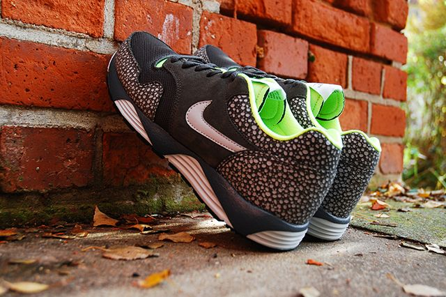 Nike Lunar Terra Safari Black Volt 5