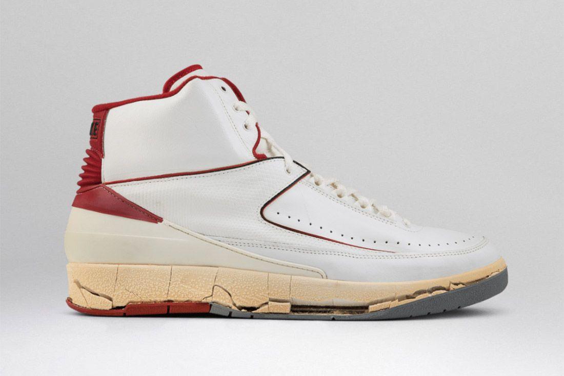 Material Matters Jordan Brand Air Jordan 2