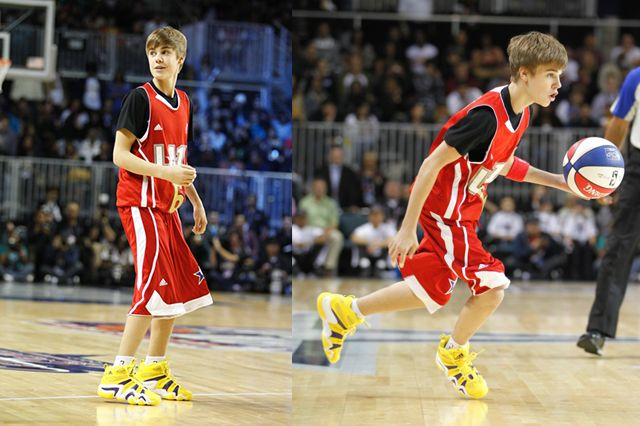 Justin Bieber Adidas Crazy 8 1