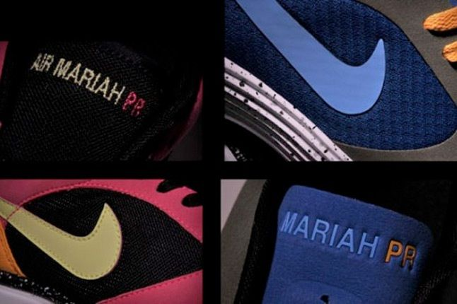 Nike Air Mariah Size 2 1