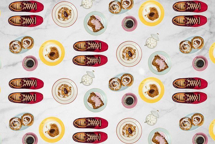 Mita Hummel Marathona Og Danish Pastry Small
