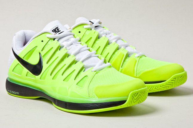 Nike Vapor Tour 9 Volt Pair 1