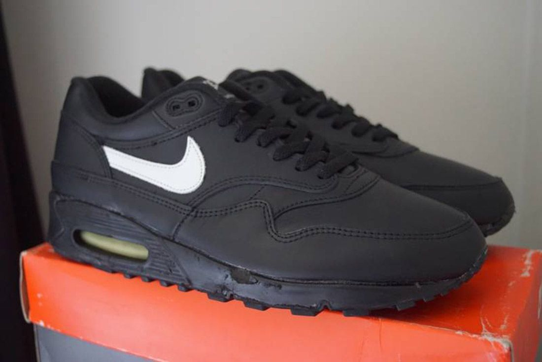 Material Matters Hybrids Adidas Nike Air Max 90 1 2