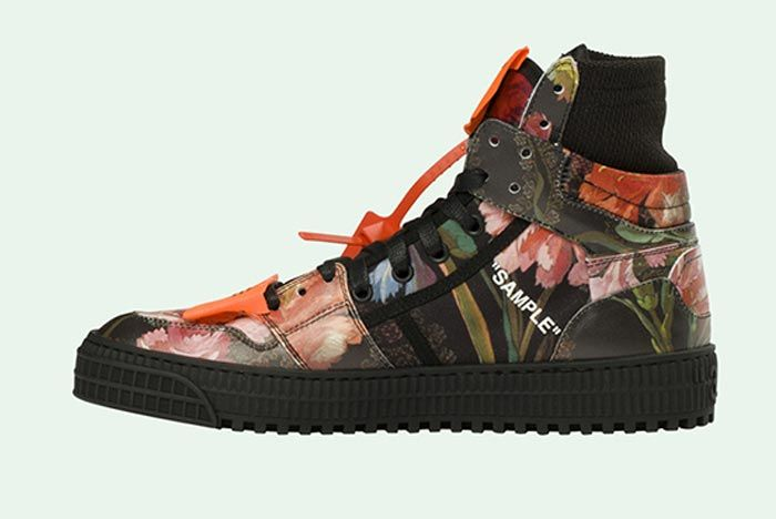Off White Off Court Flowers Release Date 2
