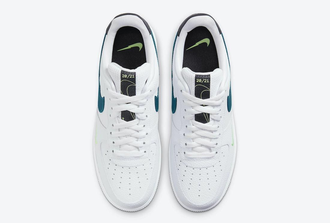 Nike Air Force 1 'Lightning Bolt'