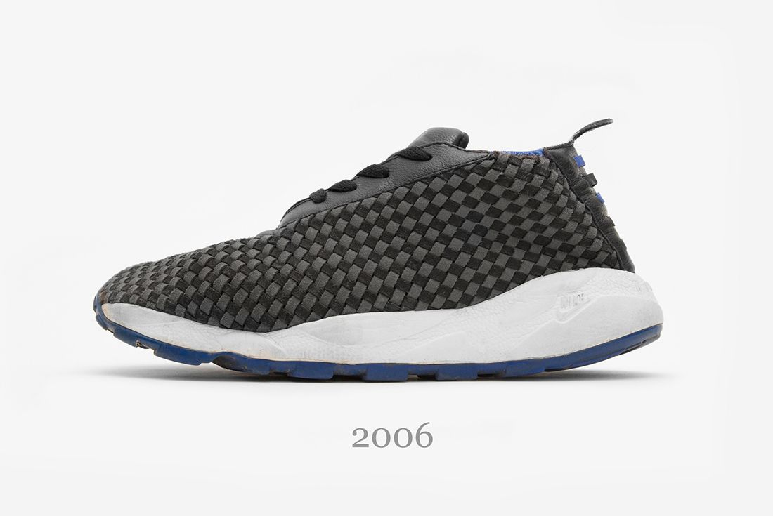 History Of The Nike Air Footscape 5