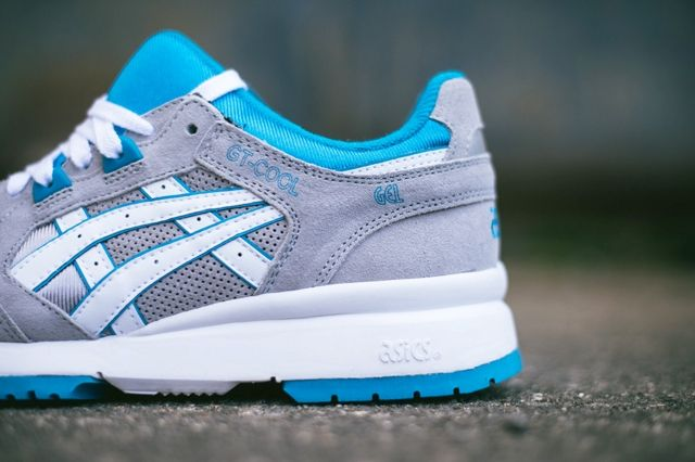 Asics Gt Cool Light Grey 6